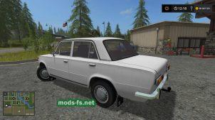 Скриншот мода ВАЗ-2101