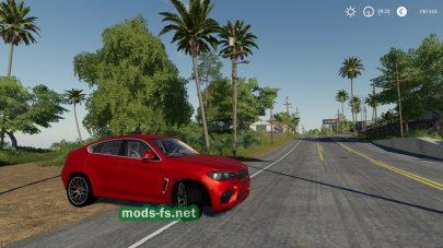 BMW X6M mod FS 19