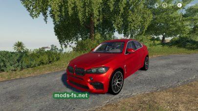 BMW X6M для FS 19
