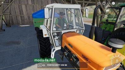 Мод на ковбоя для Farming Simulator 2019