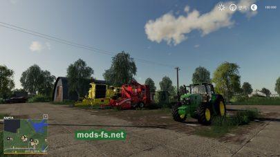 «Совхоз Рассвет» для игры Farming Simulator 2019