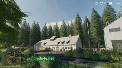 Krebach Map для Farming Simulator 2019