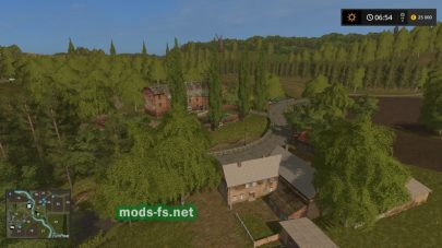 The Valley The Old Farm для Farming Simulator 2017