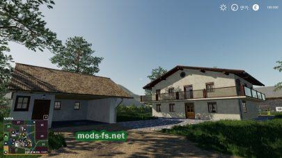 «LA Vaucouleur» для Farming Simulator 2019