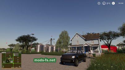 Мод на «USALegend» для Farming Simulator 2019
