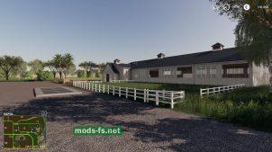 Американская карта для Farming Simulator 2019