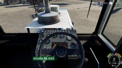Мод на трактор ХТЗ 200K