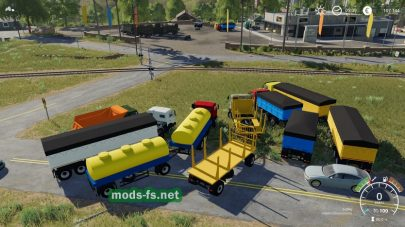 Kamaz Pack для Farming Simulator 2019