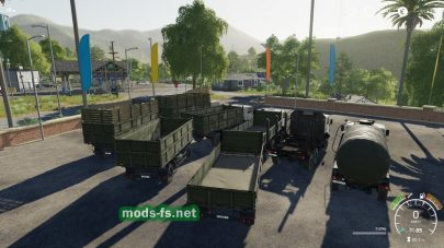 kamaz-4310 mods