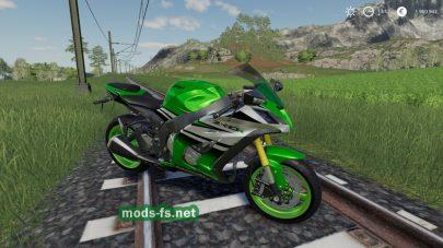 Kawasaki mod FS 19