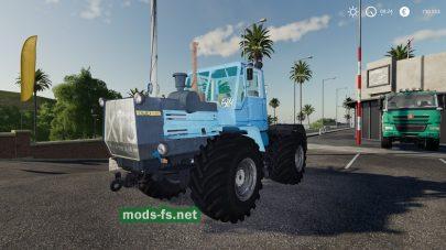 ХТЗ Т150 для Farming Simulator 2019