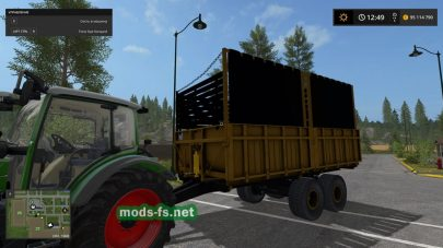 MMZYellow mod FS 19