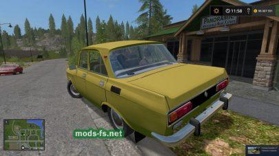 «moskvich 2140» mod FS 17