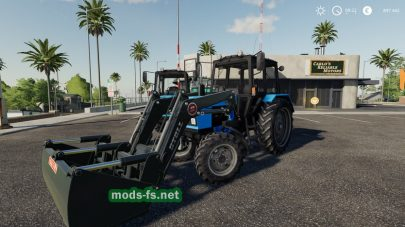МТЗ-100 для Farming Simulator 2019