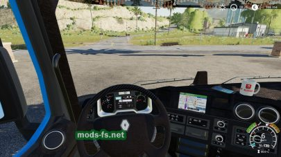 Скриншот мода RenaultTRange