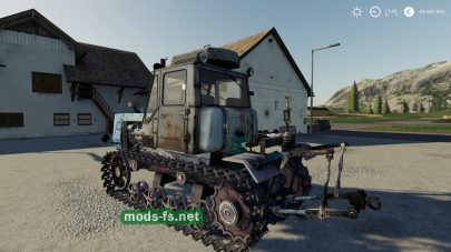 T-150 Tracked HTZ для Farming Simulator 2019