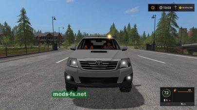 ToyotaHiluxTP mod FS 19
