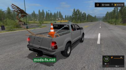 ToyotaHiluxTP FS 19