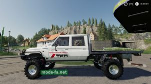 ToyotaLandCruiser70 mod