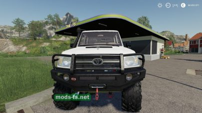 Toyota Land Cruiser 70 для FS 19