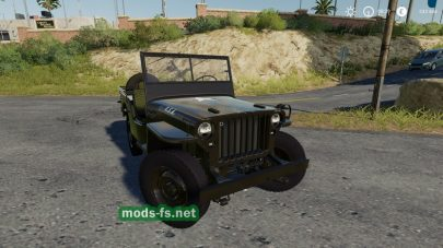 Willys Jeep для FS 19