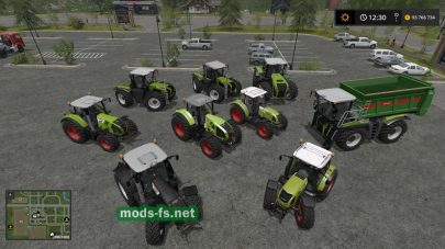 Best Of Claas