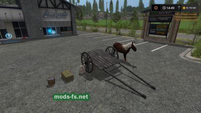 Мод на пони для Farming Simulator 2017