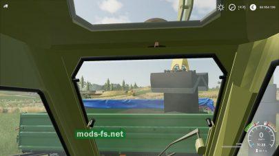Скриншот мода «FortschrittT-174/2B»