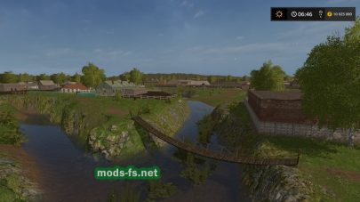 Новая версия карты Vedenovka