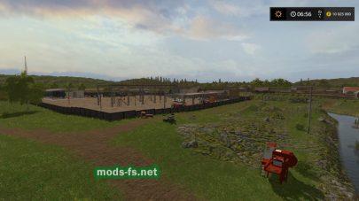 «Веденовка» в Farming Simulator 2017