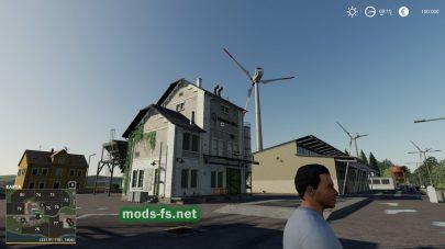 """Schwatzingen"" для Farming Simulator 2019"
