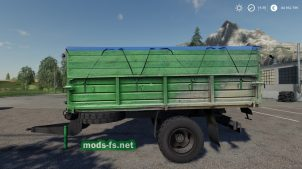GAZ-53Trailer