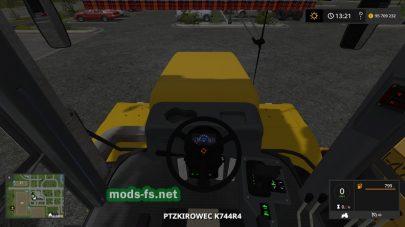 К-744 R4 для Farming Simulator 2017