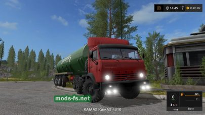 КамАЗ-4310 для FS 17