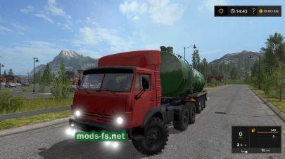 kamaz-4310 mod FS 17