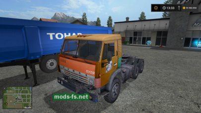 kamaz 5410 mod FS 17