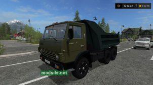 kamaz-55111 для FS 2019