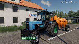 MTZ-82 для FS 19