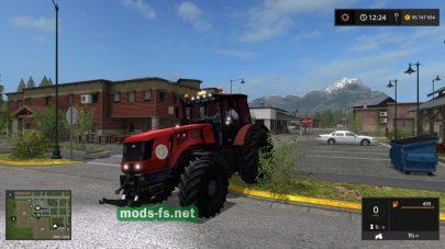 МТЗ З022 ДЦ.1 для игры Farming Simulator 2017