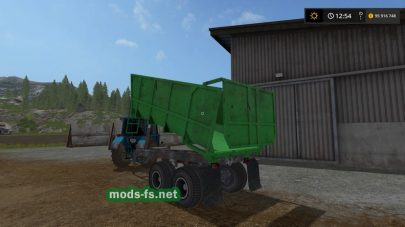 ПСТ-12 для Farming Simulator 2017