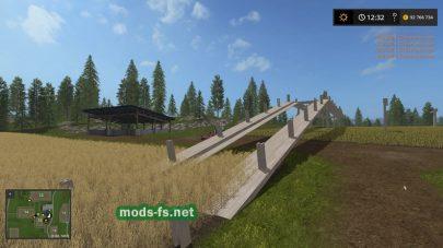 Строительство для Farming Simulator 2017