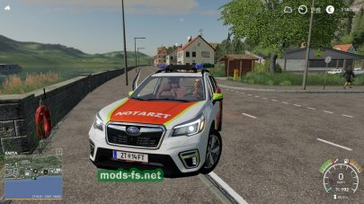 SubaruForester mods