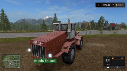 traktor k-700 mod FS 2017