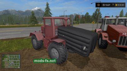 traktor k-700 FS 17