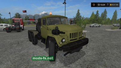 ЗИЛ-1З0 mod FS 17