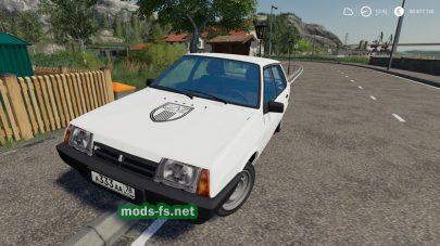 Скриншот мода ВАЗ-21099