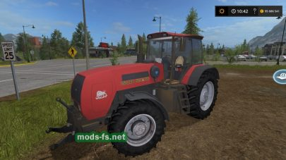 Беларус2522 ДВ для Farming Simulator 2017