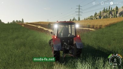 Belarus MTZ-80.1 для Farming Simulator 2019