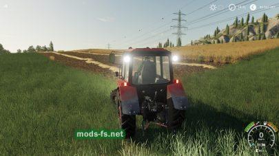 BelarusMTZ-80.1 для Farming Simulator 2019
