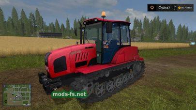belarus mod FS 17